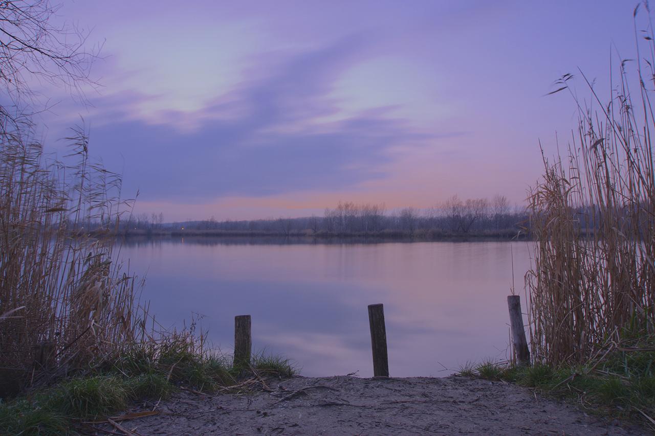 Egy békés tó