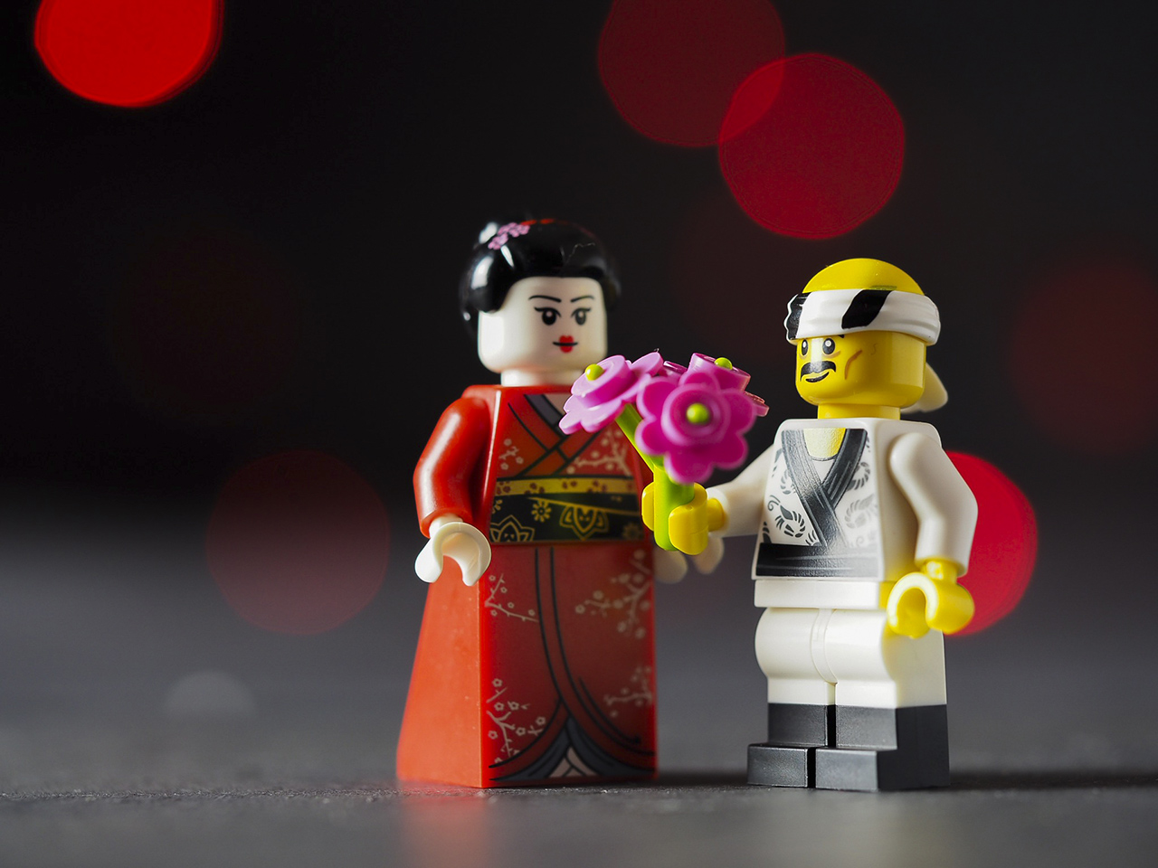 Oriental Valentine