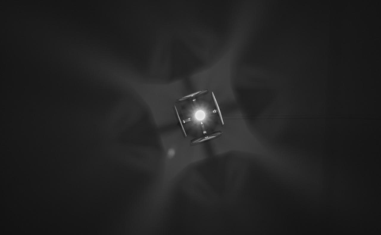 Egy apró csillag a szobában
