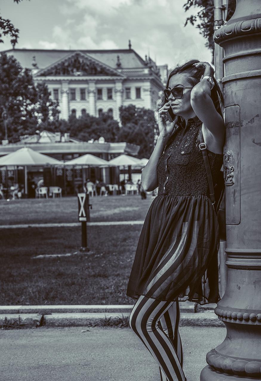 Nagyvárosi lány