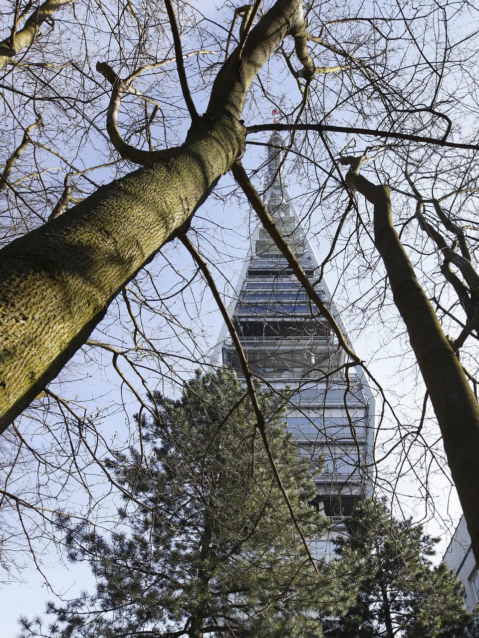 Kamzík - a pozsonyi tv torony