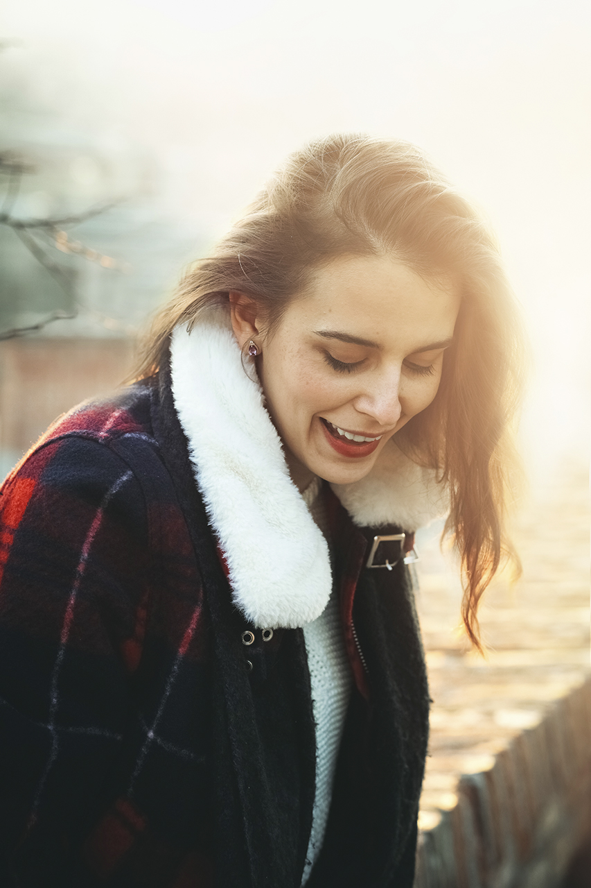Őszinte mosoly