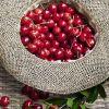 Csendélet cseresznyével