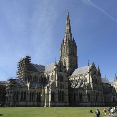 Salisbury-i turistafotók