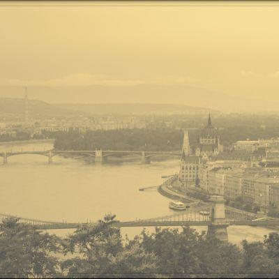 Retro város