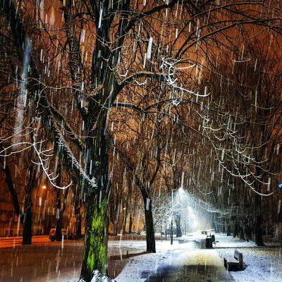 Első hó