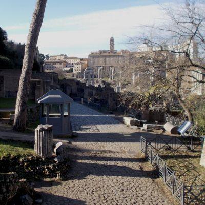 Róma - óváros