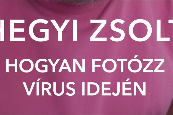 Embedded thumbnail for #42 Hogyan fotózz vírus idején