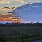 CF365.2.101 Az ősz - idei naplementéje