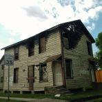 294/365 Egy rég elhagyatott ház utolsó fellángolása